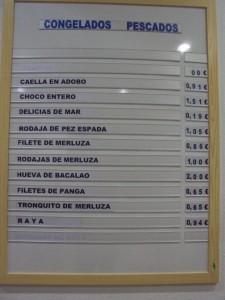Nuestro Economato Social en Huelva.