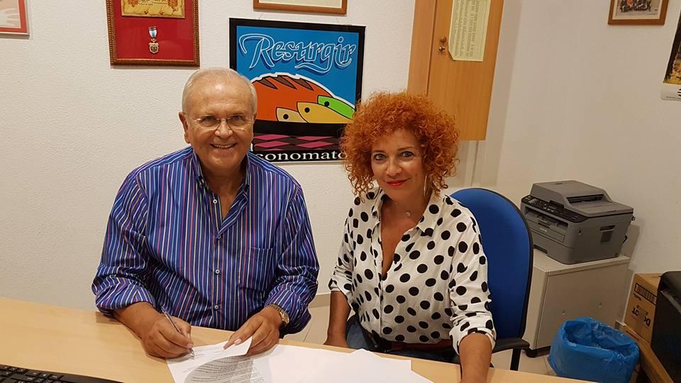 Convenio de colaboración con Aljaraque