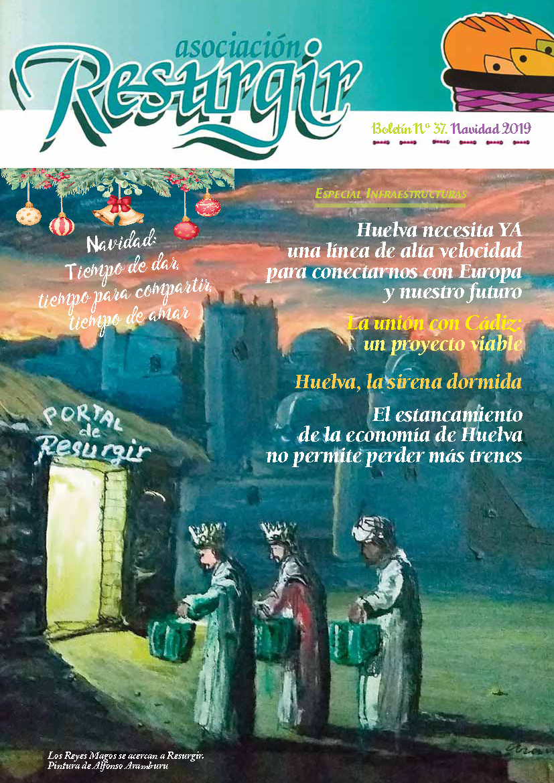 Revista 37 - Economato Solidario Resurgir