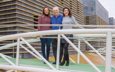 Aguas de Huelva renueva su compromiso de colaboración con la Asociación Resurgir