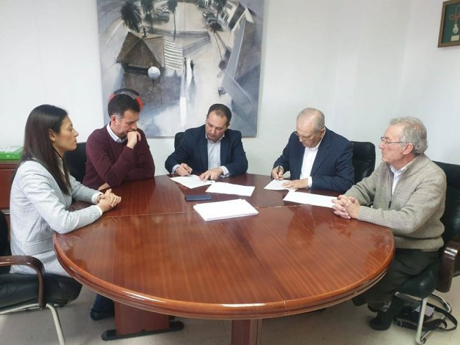 Aljaraque se suma al Economato Resurgir