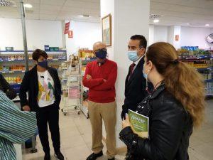 Fundacion La Caixa con el Economato Solidario Resurgir (2)
