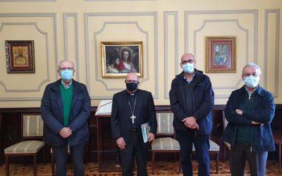Resurgir, con el nuevo obispo de Huelva