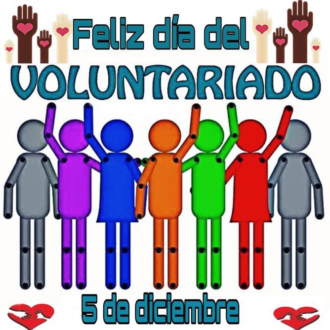dia del voluntariado en el economato solidario resurgir