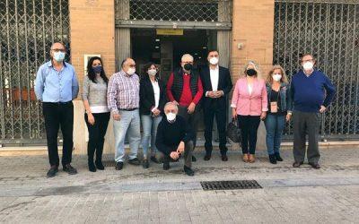 Renovamos el convenio de colaboración con el municipio de Moguer