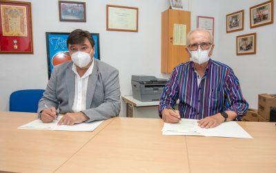 De nuevo, el Ayuntamiento de Huelva suma fuerzas con Resurgir con la firma de un nuevo convenio de cooperación